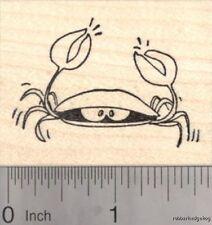 Cartoon Crab Rubber Stamp G18014 WM