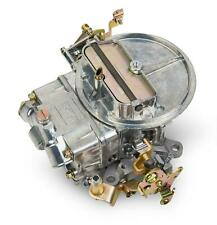Holley 0-4412S Shiny Zinc 2 Barrel Carburetor 500 CFM w/ Manual Choke Gasoline