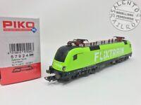 """PIKO 57924 locomotiva elettrica Taurus 182 livrea """"FLIXTRAIN"""" epoca VI"""