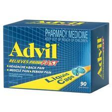 Advil Liquid Capsules 90