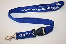 Pelikan Hardcopy Schlüsselband / Lanyard / Keyholder NEU!!