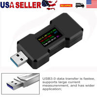 FNB18 USB3.0 Tester DC Digital Voltmeter Current Voltage Meter Ammeter Detector