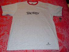Bacardi Authentic T-Shirt Mens XL