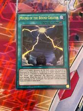 Yu-Gi-Oh Ultra Rare Mound Of The Bound Creator 1st Edition DRL3-EN053 (NM)