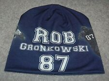 ADULTS NEW ENGLAND PATRIOTS ROB GRONKOWSKI NFL FOOTBALL PLAYER BEANIE CAPS HAT