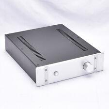 Full aluminum 2607B power amplifier chassis DAC enclosure HIFI preamplifier box