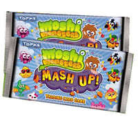 1 x Moshi Monsters Mash Up Trading Card Booster Pack