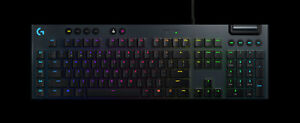 Logitech G815 Lineare Switches