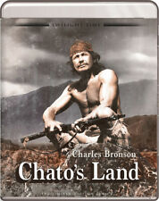 BRAND NEW Chato's Land Blu-Ray (TWILIGHT TIME Limited Edition) Charles Bronson