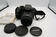 Canon Rebel XS Camera with EF-S 18-55mm Lens - MINT