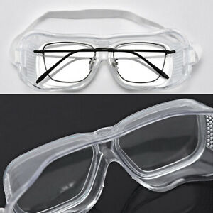 Cycling Goggles Unisex Sunglasses Safety Eyewear UV-Protect Over-Glasses Goggle