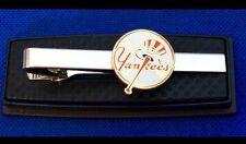 Yankees Tie Clip Ny Yankees Baseball Gift Idea
