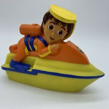 GO DIEGO GO WATER BATH TOYS DIEGO RIDING JET SKI