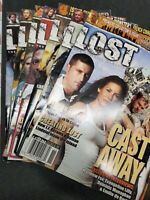 LOST TV Series Magazine issues 1-7