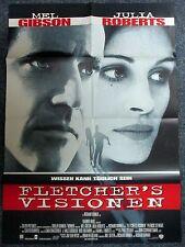 Fletcher´s Visionen - Julia Roberts - Mel Gibson - A1 Filmposter Plakat (j-9378