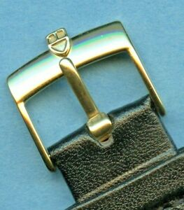 ROLEX TUDOR GOLD or STEEL BUCKLE ONLY (NO STRAP) 16mm or 18mm