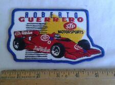 Vintage Roberto Guerrero Patch STP True Value Indy Car Racing Indianapolis 500