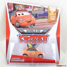 Disney Pixar World of Cars 2014 Cartney Carsper - Race Fans Collection 1 of 9