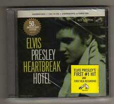 ELVIS PRESLEY - HEARTBREAK  HOTEL -  CDs USA 3 TRAKS - SEALED!!!  MINT !!!