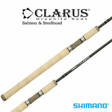 "Shimano Clarus Steelhead Spinning Rod CSS90ML2B 9'0"" Medium Light 2pc"