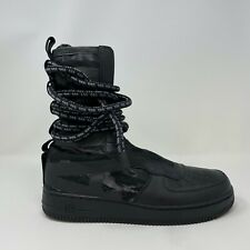 Nike Air Force 1 AF1 High Special Field Sneakerboots Black AA1128-002 Size 9.5