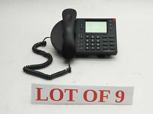 LOT 9 SHORETEL IP 230 VoIP 3-LINE LCD DISPLAY BUSINESS OFFICE PHONE TELEPHONE