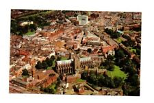 Devon - Exeter, Aerial View - Picture Postcard