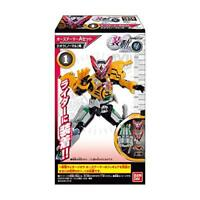 SO-DO Kamen Rider Zi-O RIDE4 12Pack Box (Candy Toy)