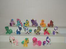 My Little Pony Blind Bag figure Lot of 16 Applejack, Pinkie Pie & more!