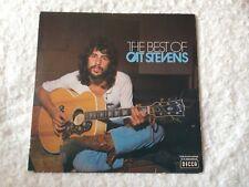 33 TOURS / LP--CAT STEVENS--THE BEST OF