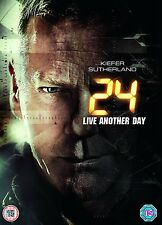 24 TWENTY FOUR LIVE ANOTHER DAY COMPLETE SERIES 9 DVD ALL EPISODES SEASON UK NEW
