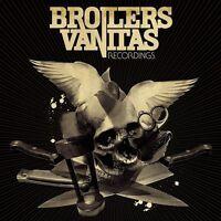 """BROILERS """"VANITAS (RE-RELEASE)"""" CD NEU"""