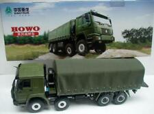 1:24 China SINO TRUK HOWO 8 * 8 military off-road truck model