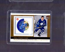 Rare 2003 TIM HORTON PACIFIC CANADA POST STAMP Hockey CARD Toronto MAPLE LEAFS