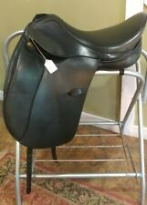 "18"" HDR Rivella Dressage Saddle-M/W *Used"