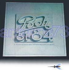 """POOH """"81-84 E TUTTO QUANTO..."""" RARO DOPPIO LP SIGILLATO"""