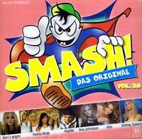 MUSIK-CD NEU/OVP - SMASH - Das Original - Vol. 26