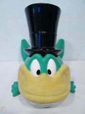Vtg Cookie Jar Warner Brother MICHIGAN J FROG 1998