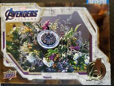 2020 Upper Deck Avengers Endgame #88 Final Send-Off Tier 3