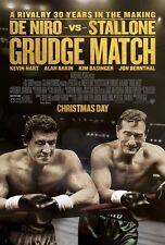 Grudge Match movie poster - Sylvester Stallone poster - Robert De Niro poster