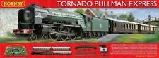 Hornby R1169 Tornado Pullman 00 Gauge Electric Train Set