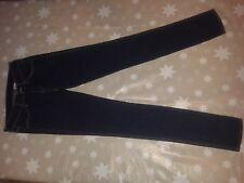 H&M Jeans für Damen Gr.26/32 dunkelblau neuwertig