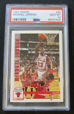 1992-93 Hoops #30 Michael Jordan PSA 10 Gem Mint HOF Invest MX032