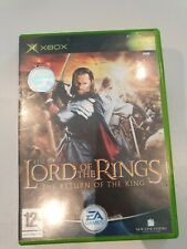 Xbox game, Lord of the Rings, The Return of the King