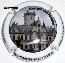 Capsule de Champagne:  Rare !!! BOONEN MEUNIER  , n°6  , Kasteel van Meldert
