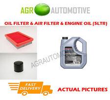 PETROL OIL AIR FILTER + SS 10W40 FOR HYUNDAI ACCENT ADMIRE 1.3 84 BHP 2003-05
