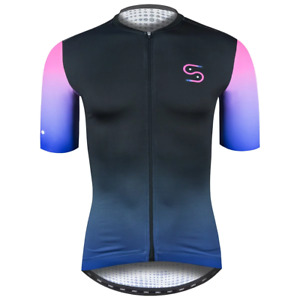 Baisky Cycling Jersey Bike Tops-Movement Design-Tai Chi(T2378B)