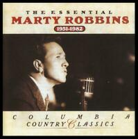 Marty Robbins The Essential 1951-1982 2 CD NEW