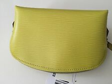 Louis Vuitton Pistache Epi Leather Cosmetics Pouch
