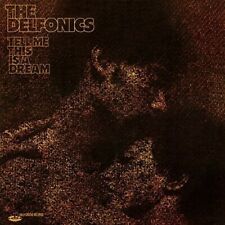 DELFONICS - TELL ME THIS IS A DREAM (BONUS) (TRACKS) (EDITION) NEW CD